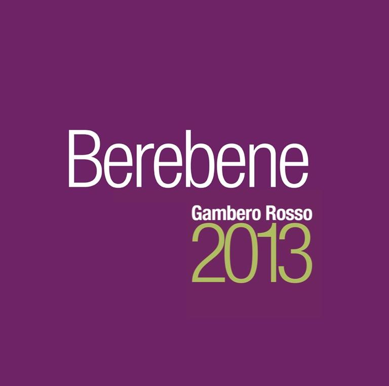 Gambero Rosso Berebene 2013