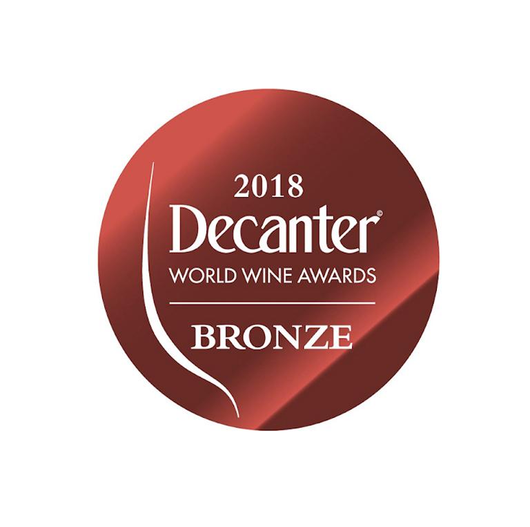 Decanter Bronze 2018