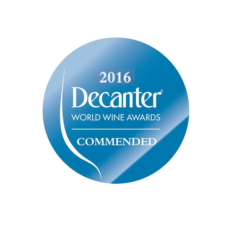 Decanter Wine Awards 2016
